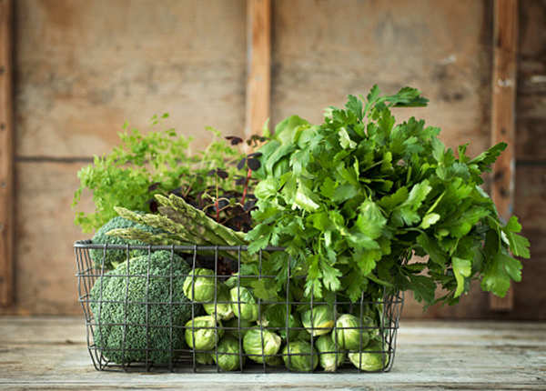 हरी सब्जियां