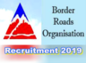 border roads organisation bro issued recruitment notification for multi skilled worker driver operator and other jobs