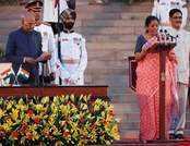 निर्मला सीतारमण: सेल्स गर्ल से वित्त मंत्री तक का सफर