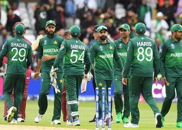 पाकिस्तान की शर्मनाक हार