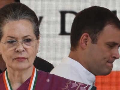 सोनिया गांधी फिर से कांग्रेस संसदीय दल की नेता चुनी गईं