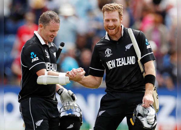 न्यू जीलैंड ने बनाया परफेक्ट-10 जीत का रेकॉर्ड