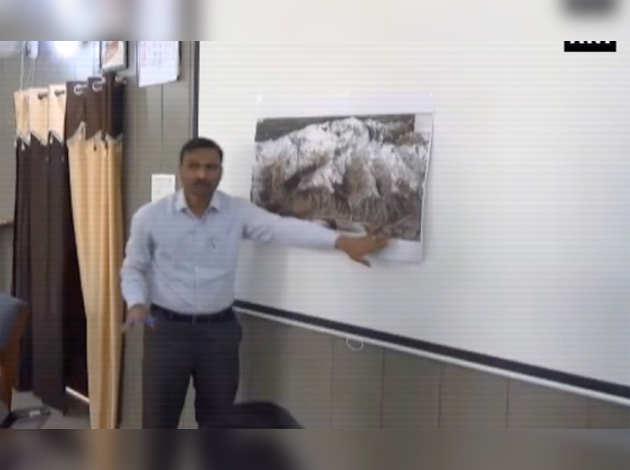 नंदा देवी पर्वत पर लापता कई पर्वतारोही, तलाशी अभियान जारी