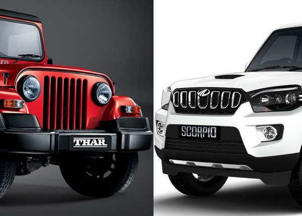 आ रहीं महिंद्रा की 5 नई SUV, जानें खास बातें