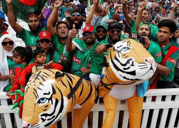 World Cup: बांग्लादेश ने चौंकाया, ऐसे पस्त हुए अफ्रीकी