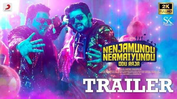 rio raj and shirin kanchwala starrer nenjamundu nermaiyundu odu raja official trailer released now