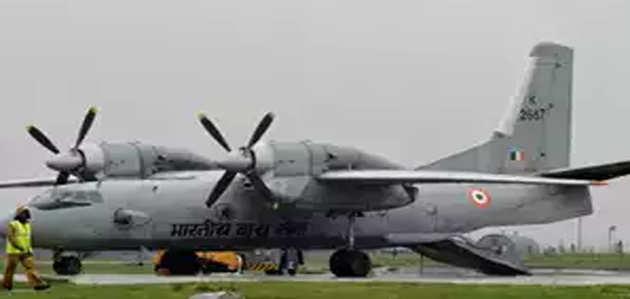 IAF का विमान अरुणाचल प्रदेश में लापता, 13 लोग सवार