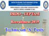 drdo ceptam has given an employment notification for the recruitment of technician a vacancies