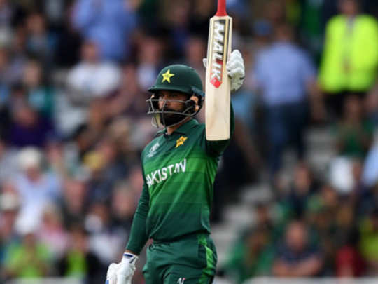 वर्ल्डकप: पाकिस्तानचं इंग्लंडसमोर ३४९ धावांचं आव्हान