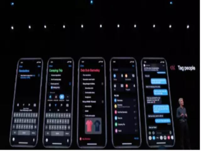 ऐपल ने आपके आईफोन के लिए की iOS 13 का ऐलान, डार्क मोड और ज्यादा सिक्यॉरिटी के साथ और भी बहुत कुछ