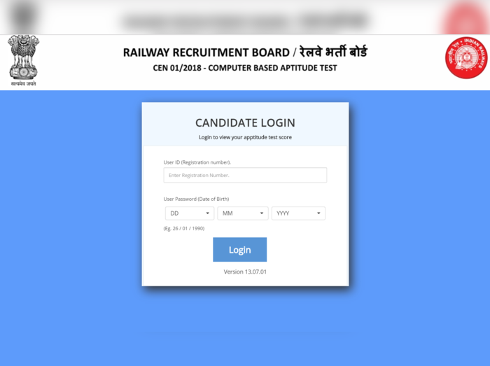 rrb alp psycho result date 2019