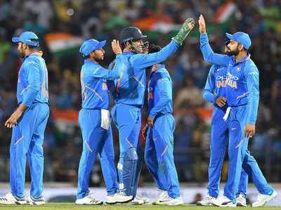 ICC World Cup 2019: India's men in blue might wear orange jerseys against England