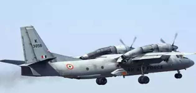 IAF के AN-32 विमान का तीसरे दिन भी सुराग नहीं