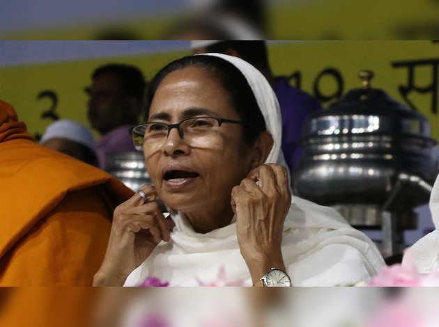 ममता बनर्जी ने दी ईद की बधाई, ट्विटर यूजर्स ने कहा 'जय श्री राम'