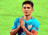 sunil chetri plays 108th match for india in kings cup 2019