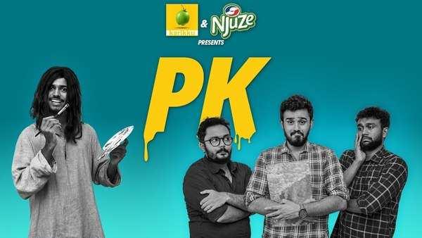 karikku pk comedy