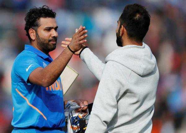 भारत का विजयी आगाज