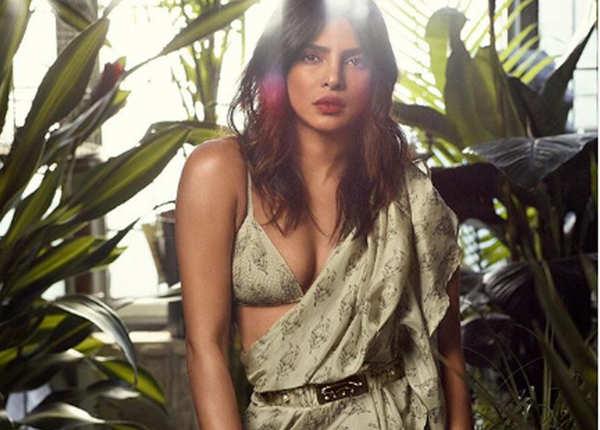 प्रियंका चोपड़ा ने करवाया है हॉट फोटोशूट