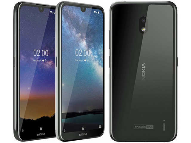 Nokia 2.2 भारत में हुआ लॉन्च, कीमत ₹6999 से शुरू