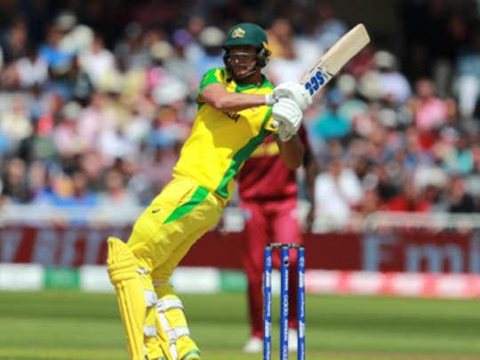Aus vs WI : ऑस्ट्रेलियाचं वेस्ट इंडिजसमोर २८९ धावांचं आव्हान