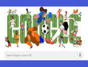 FIFA Women's World Cup 2019 पर Google का खास Doodle