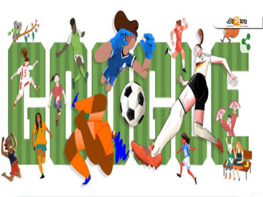 Google Doodle helps kick off 2019 Womens World Cup