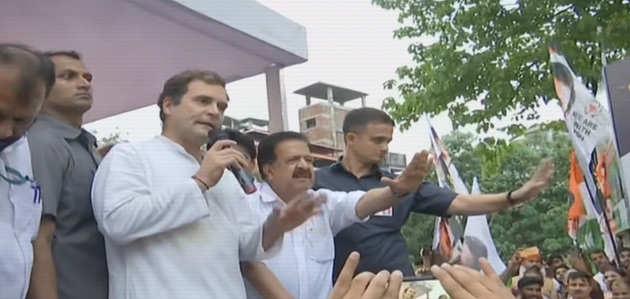 मोदी सरकार फैला रही देश में नफरत, कमजोरों के बचाव के लिए प्रतिबद्ध कांग्रेस: राहुल गांधी