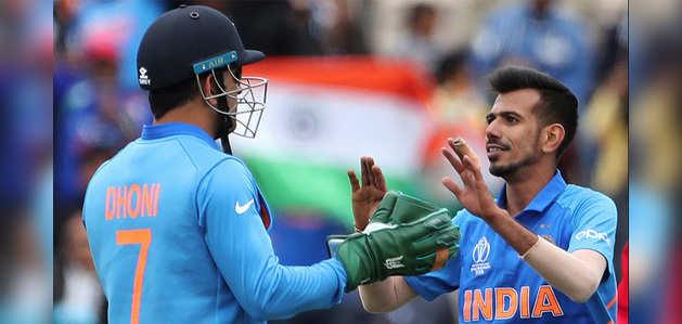 Cricket World Cup 2019: ICC का बयान- 'बलिदान बैज' के साथ नहीं खेल सकते धोनी