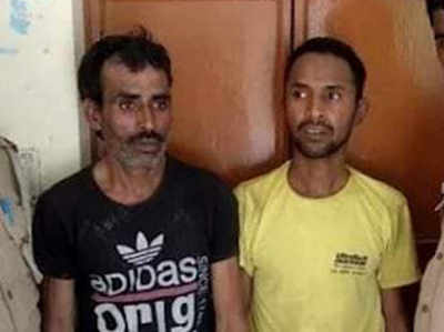 अलीगढ़ हत्याकांड में गिरफ्तार हुए दो आरोपी