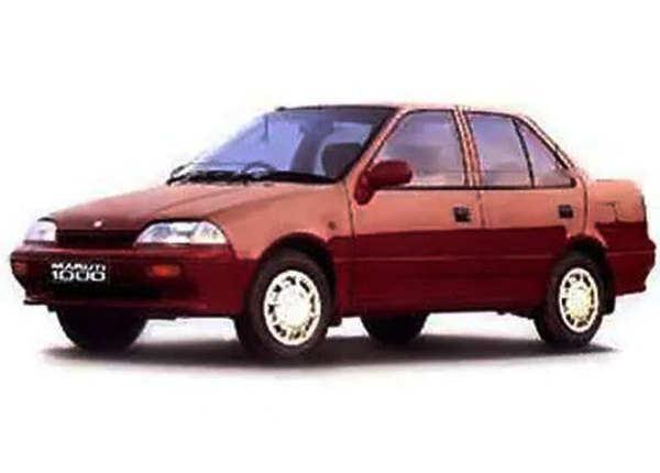 Maruti Suzuki 1000