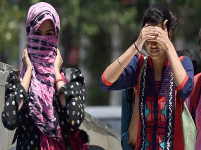 दिल्ली में गर्मी से अभी राहत नहीं, तापमान फिर जा सकता है 46 डिग्री