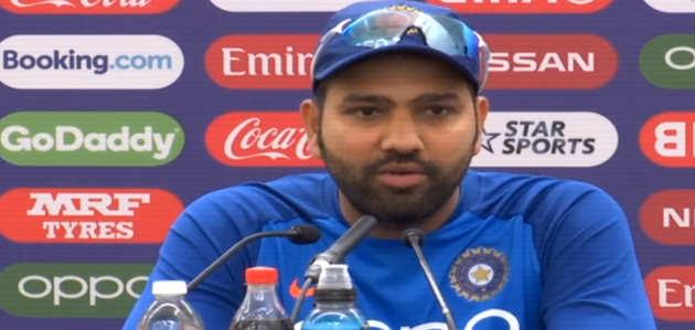 ICC World Cup 2019: रोहित शर्मा बोले- ऑस्ट्रेलिया के साथ होगा रोमांचक मुकाबला