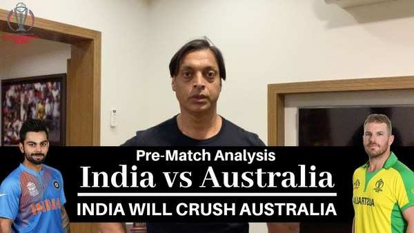 india will crush australia says shoaib akhtar