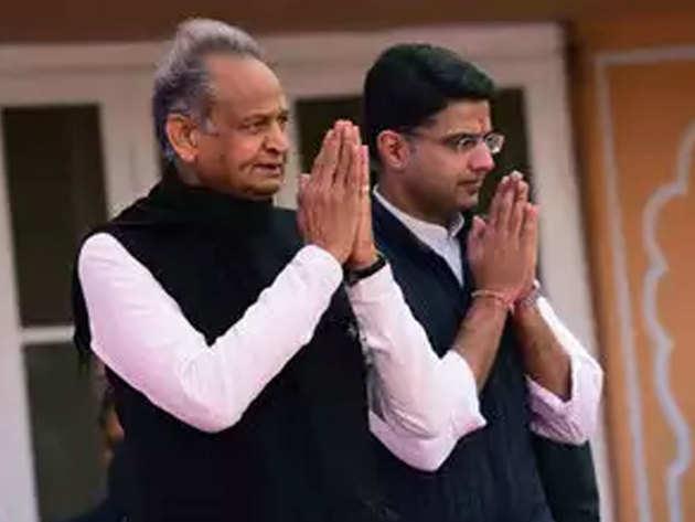 राजस्थान कांग्रेस में उठापटक जारी