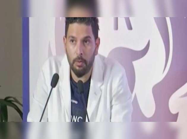 युवराज सिंह ने इंटरनैशनल क्रिकेट से संन्यास लिया