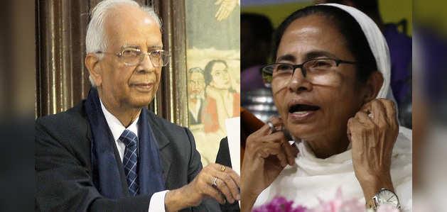 राज्यपाल ने की पीएम और गृहमंत्री से मुलाकात, पश्चिम बंगाल हिंसा पर दी जानकारी