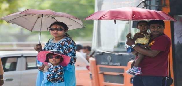 दिल्ली, उत्तर भारत को आज भी भीषण गर्मी से नहीं मिलेगी राहत