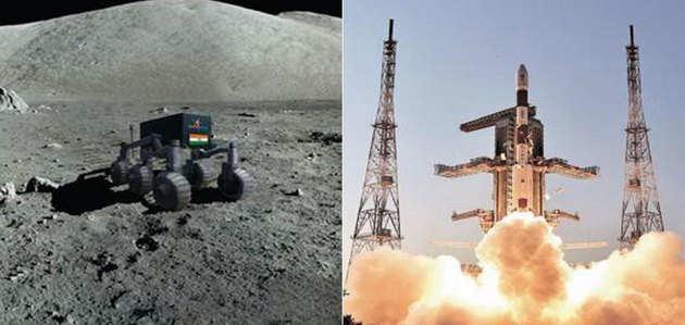 इसरो के 'चंद्रयान-2' मिशन की लॉन्चिंग की तैयारी जोरों पर