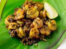 prawn pepper fry recipe in tamil