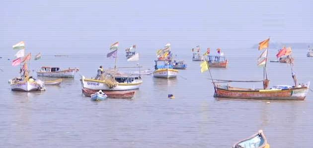 चक्रवात 'वायु' गुजरात के तटीय इलाकों में पहुंचेगा 13 जून को: मौसम विभाग