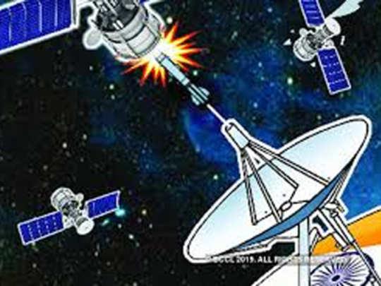 अवकाशसुरक्षेसाठी भारताची नवी यंत्रणा