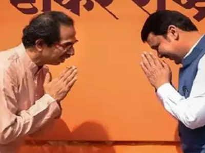 महाराष्ट्र: बीजेपी-शिवसेना ढाई-ढाई साल के लिये लेंगे सीएम पद की कुर्सी?