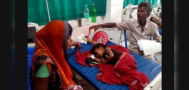 बिहार के मुजफ्फरपुर में एनसेफलाइटिस से 31 बच्चों की मौत