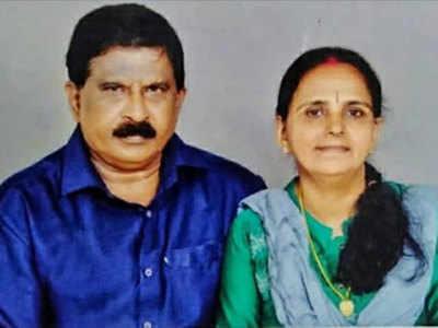 गोकुल की मां और उनके पति