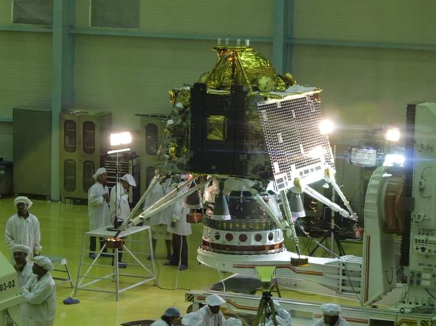 इसरो का चंद्रयान-2