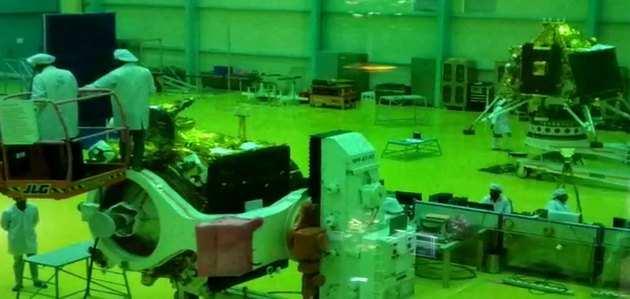 Chandrayaan-2: लांच से पहले ISRO ने जारी किया विडियो