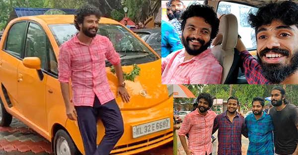 watch video of neerajmadhav new film gauthamanteratham directed by anandmenon malayalammovie nano car