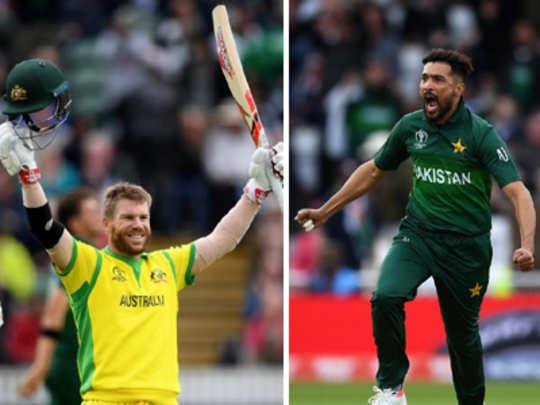 ऑस्ट्रेलियाचं पाकिस्तानसमोर विजयासाठी ३०८ धावांचं आव्हान