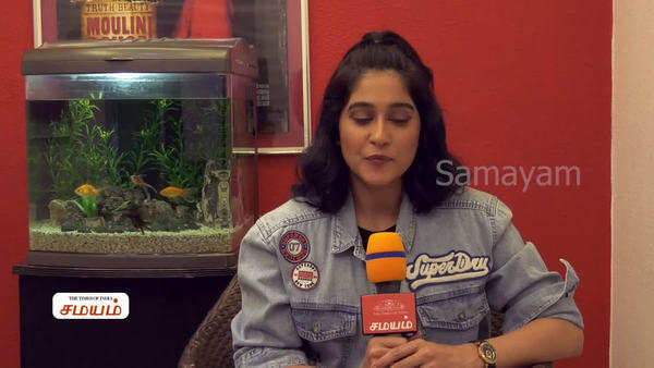 tamil is important to me says regina cassandra