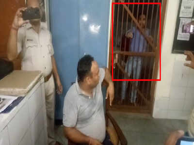 शामली:  लॉकअप में बंद रहने को दौरान पत्रकार अमित शर्मा ने सुनाई आप-बीती